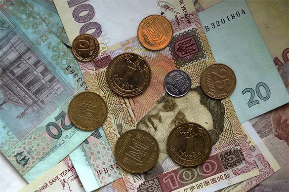 Украина останавливает выплату пенсий через российские банки