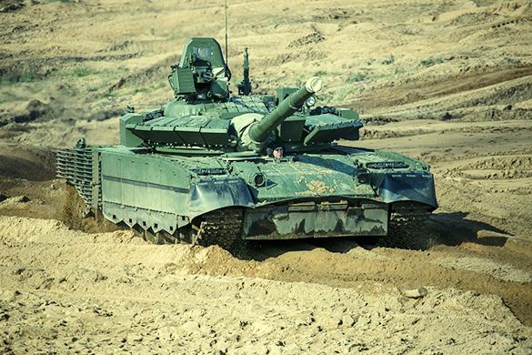 """Российский """"Прорыв"""": в этом году армия получит модернизированный танк. Российский Прорыв: в этом году армия получит модернизированный"""