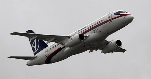 Китай подписал с Россией договор о ста Sukhoi Superjet-100. Россия поставит SSJ-100 Китаю