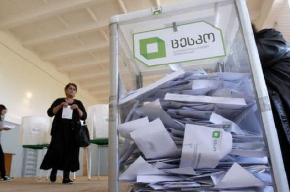 Последние выборы президента Грузии: будет второй тур или Майдан. 394237.jpeg
