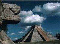 Знаменитые мексиканские пирамиды закрылись из-за свиного гриппа