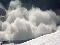 В результате схода снежной лавины в Австрии погиб ребенок