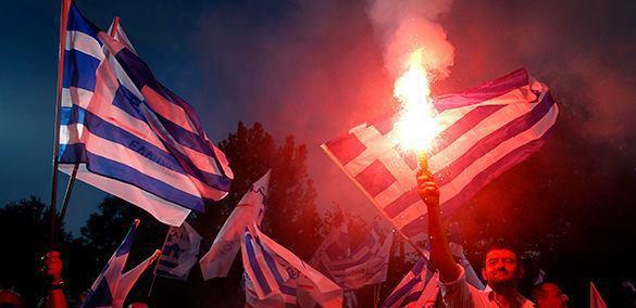 Валери Жискар д'Эстен: Греция должна выйти из зоны евро, но не из ЕС. Греция должна выйти из зоны евро - экс-президент Франции