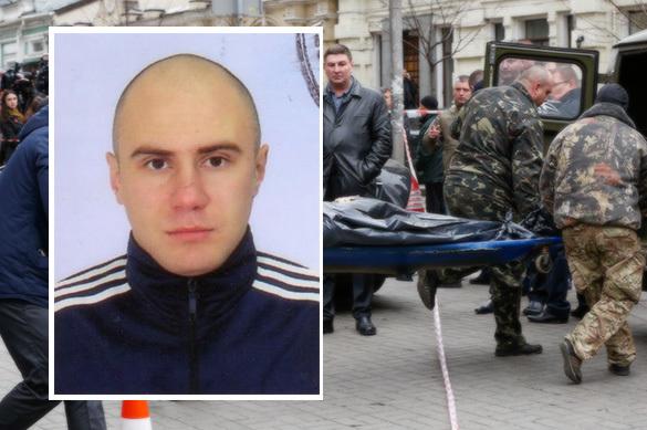 Сообщником атошника - убийцы Вороненкова был каратель из Донб