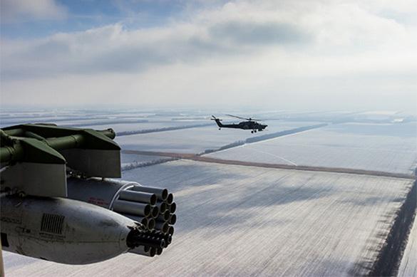 Россия приступила к разработке вертолетов с учетом сирийского оп
