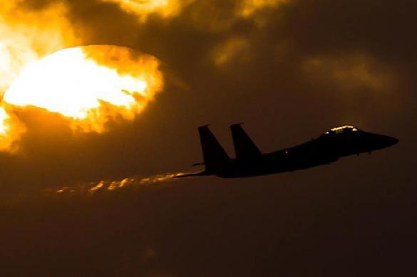 Будет война? Сирийское ПВО сбило самолет Израиля. 389239.jpeg