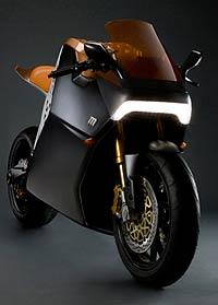Электромотоцикл - дешево и быстро