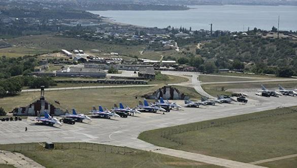 Близость к Симферополю оставила Севастополь без аэропорта