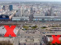 Варшавские рынки гибнут, но не сдаются