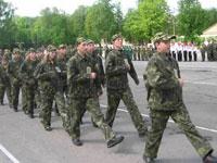 В одной из воинских частей Ленобласти произошло массовое