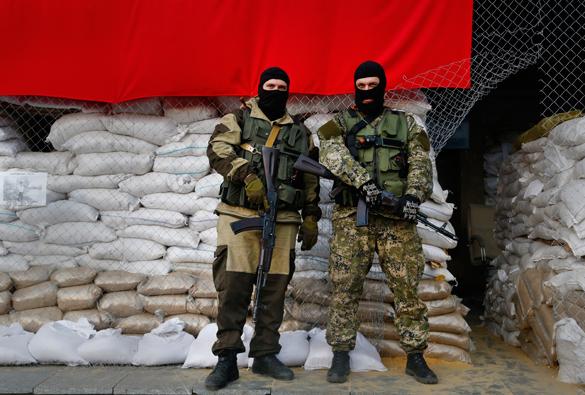 Обстрел Славянска повредил газопровод. 292242.jpeg