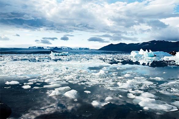 Россия официально заявила свои права на Арктику