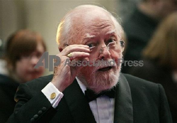 Актер и режиссер Ричард Аттенборо скончался в Великобритании. Ричард Аттенборо умер в Великобритании