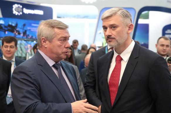 Василий Голубев: в 2019-м на безопасные автодороги планируем потратить 3,3 миллиарда рублей. 395243.jpeg