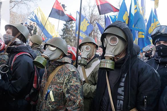 Польская пресса о событиях на Украине
