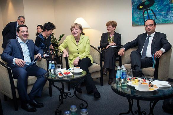 """Итоговая декларация """"Восточного партнерства"""" будет содержать осуждение России. саммит, восточное партнерство, Меркель, Олланд"""