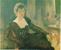 Гришка Распутин раздолбал княгиню-меценатку