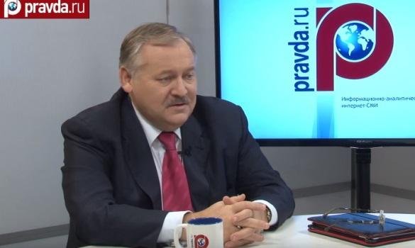 Константин Затулин: Тучи над Казахстаном вызваны санкциями про