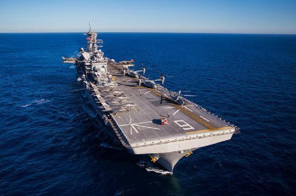 Иран запустил ракеты в ответ на вход американских кораблей в Персидский залив. 396245.jpeg