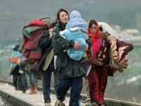 Миллионам беженцев некуда бежать