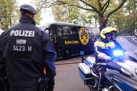Взрывы около  автобуса «Боруссии»: ворганизации нападения подозревается выходец изРФ