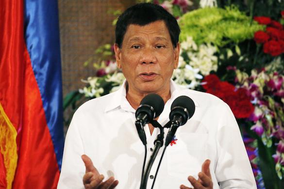 Президент Филиппин пообещал убить своего сына за наркотики. 376246.jpeg
