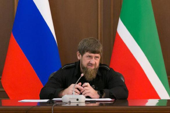 Кадыров приказал хаму-чеченцу немедленно приползти каяться. 393246.jpeg