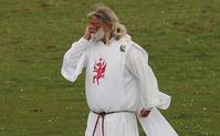 Друид Король Артур опротестовал выселение из Стоунхенджа