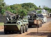 Ланкийские войска близки к захвату лидера тамильских тигров