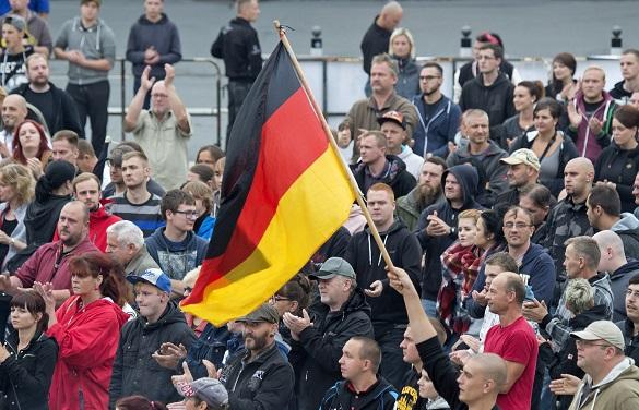 Германия, протест