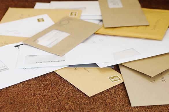 """""""Почта России"""" изъяла более 65 тысяч незаконных писем коллекторов. Почта России изъяла более 65 тысяч незаконных писем коллекторо"""
