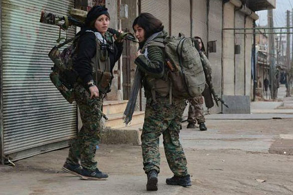 23-летняя студентка уничтожила 100 боевиков ИГИЛ. 387247.jpeg