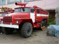 Житель Тольятти обстрелял пожарную машину и скрылся