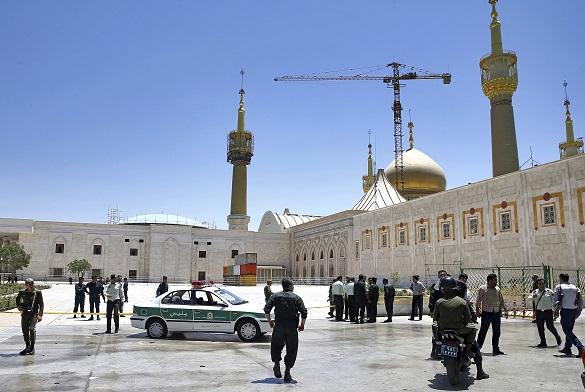 Двойной теракт в Иране: может ли ЦРУ спровоцировать переворот в