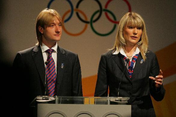 Журова: никакой трагедии у российских спортсменов нет. 379248.jpeg