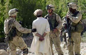 Прощайте горы, здравствуй пустыня. Спецназ США едет в Ирак