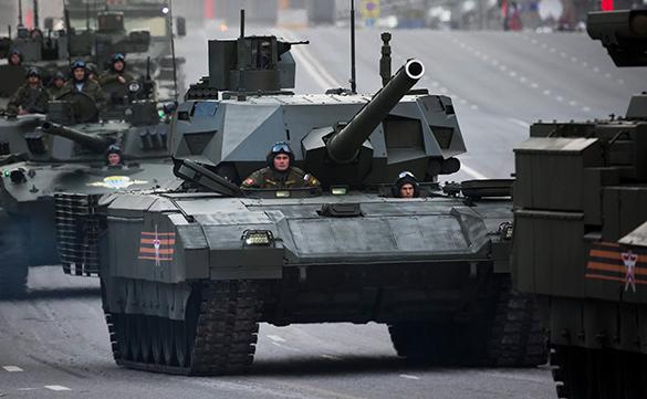 Военные эксперты признали броню