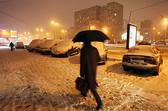 Власти: На улице аномальная погода - сидите дома