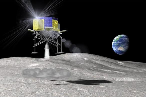 На Луне нашли километровые подземные туннели