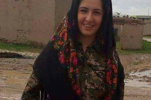 23-летняя студентка уничтожила 100 боевиков ИГИЛ. 387249.jpeg