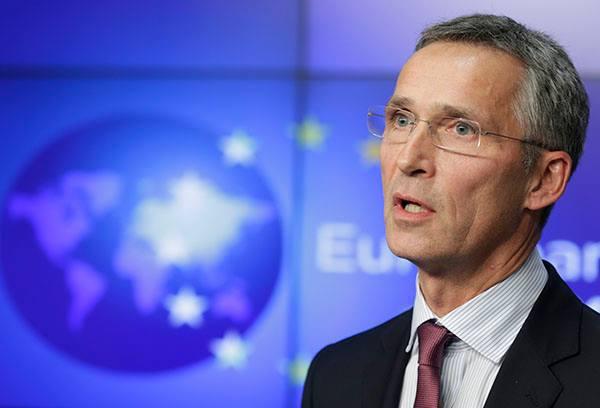 Генсек НАТО назвал Россию уверенной в своих силах. Йенс Столтенберг