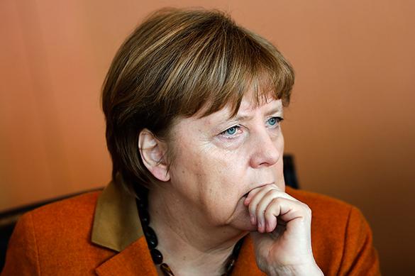 Стало известно, о чем будут беседовать Путин и Меркель во время