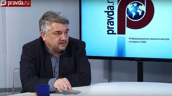 Ростислав ИЩЕНКО: киевская хунта может устроить провокации на