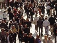 Население Украины за год сократилось на полмиллиона человек