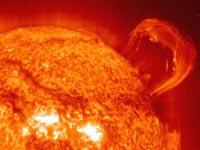 Ученые предрекают мощную вспышку на Солнце