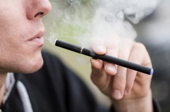 Электронные сигареты приводят к проблемам с сердцем. 400251.jpeg