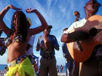 Кубинцы отмечают День национального восстания