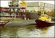 Морской парадокс: индийская подлодка, отремонтированная в России