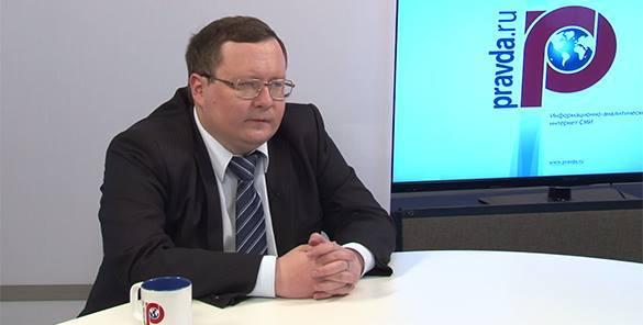 Александр Разуваев: ЕАЭС станет мощным игроком и без Украины. Александр Разуваев: ЕАЭС станет мощным игроком и без Украины