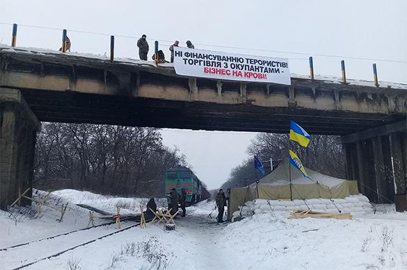 Прогноз: Украина потеряет Донбасс